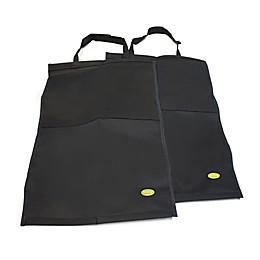 Nûby™ 2-Pack Kick Mats in Black