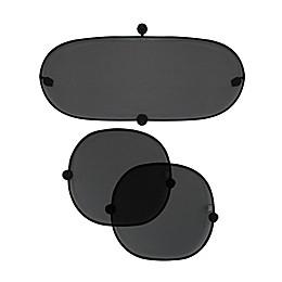 Nûby™ Pop Sunshades in Black (Set of 3)