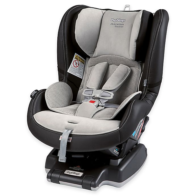 Alternate image 1 for Peg Perego Primo Viaggio SIP 5-65 Convertible Car Seat in Pearl Grey