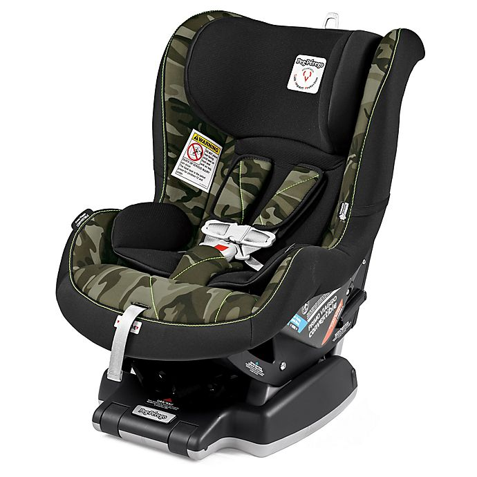 Alternate image 1 for Peg Perego Primo Viaggio SIP 5-65 Convertible Car Seat in Camo Green