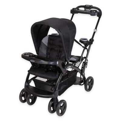 Baby Trend Sit N Stand 174 Elite Stroller In Storm Bed