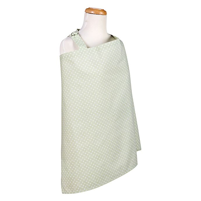 Alternate image 1 for Lab Trend® Sea Foam Dot Nursing Cover