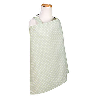 Lab Trend® Sea Foam Dot Nursing Cover
