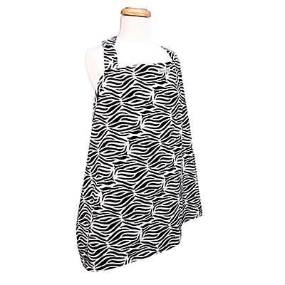 Trend Lab® Zebra Nursing Cover