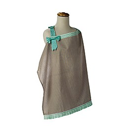 Trend Lab® Cocoa Mint Nursing Cover