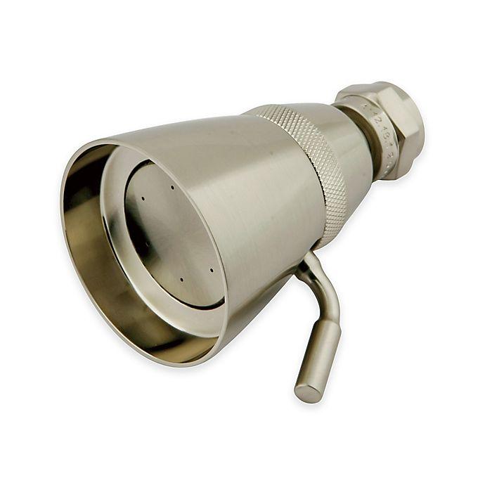 Alternate image 1 for Kingston Brass Heritage 2.25-Inch Adjustable Showerhead in Satin Nickel