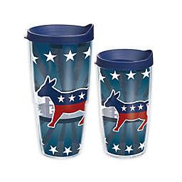 Tervis® Democrat Donkey Wrap Tumbler with Lid