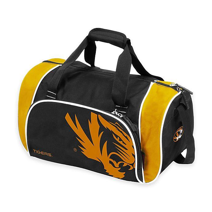 Alternate image 1 for University of Missouri Locker Duffle Bag