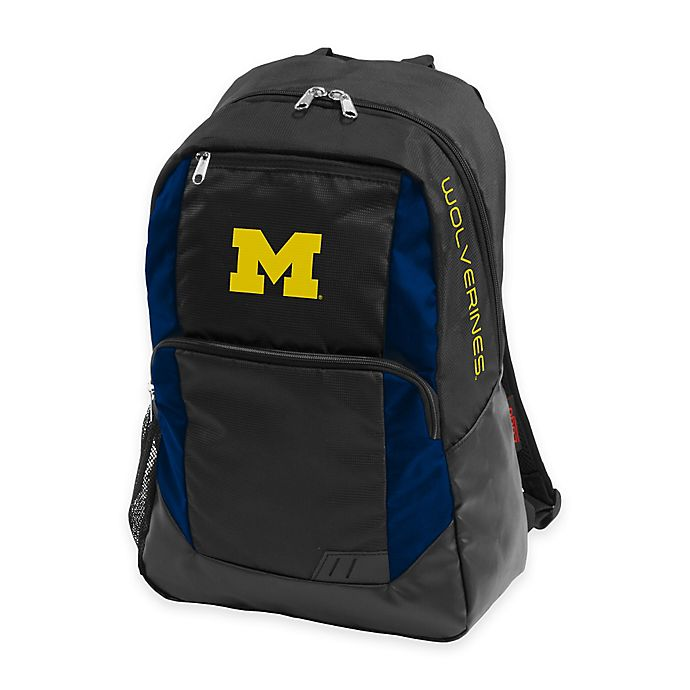 Alternate image 1 for University of Michigan Closer Backpack