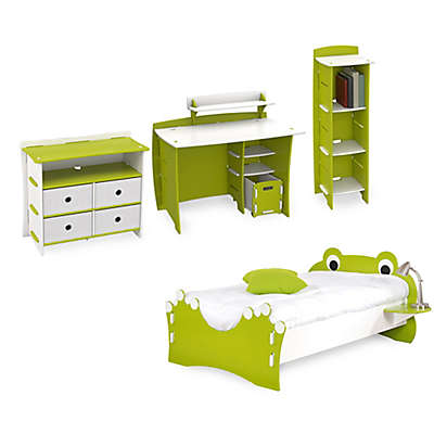 Legare® Frog Children's Furniture Collection in Lime