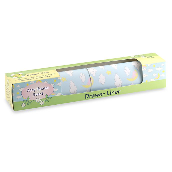 Iplay Baby Powder Scented Sleepy Drawer Liners Package Of