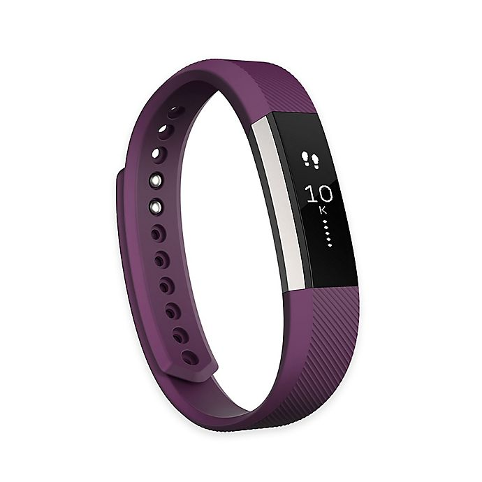 Alternate image 1 for Fitbit® alta™ Fitness Wristband in Plum