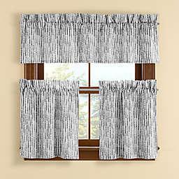 Boulder Window Curtain Tier Pair