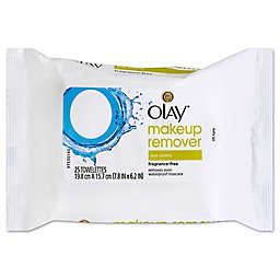 Olay® 25-Count Makeup Remover Wet Cloths Fragrance-Free