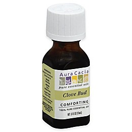 Aura Cacia® 0.5 oz. Pure Essential Oil in Clove Bud
