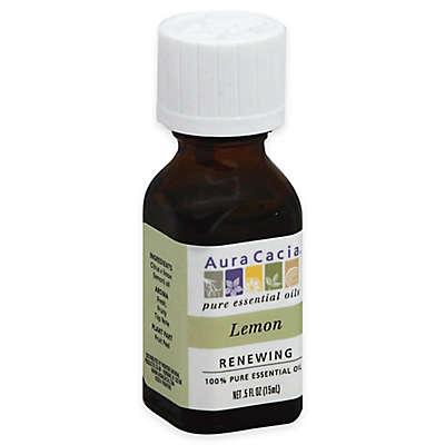 Aura Cacia® 0.5 oz. Pure Essential Oil in Lemon