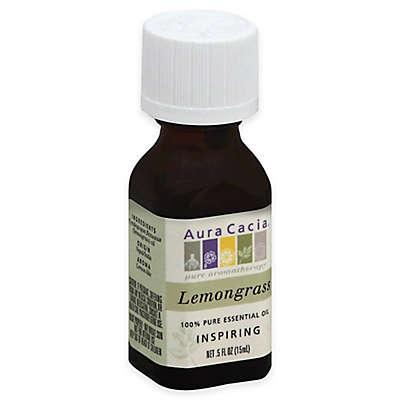 Aura Cacia® 0.5 oz. Pure Essential Oil in Lemongrass