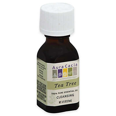 Aura Cacia® 0.5 oz. Pure Essential Oil in Tea Tree