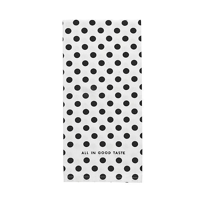 Alternate image 1 for kate spade new york Le Pavillion Kitchen Towel
