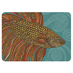 The Softer Side by Weather Guard™ Valentina Beta Fish Kitchen Mat