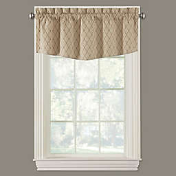 Collins Modern Ascot Window Valance