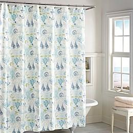 Fair Harbor Shower Curtain