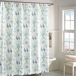 Fair Harbor Shower Curtain