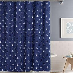 Anchors Away Shower Curtain