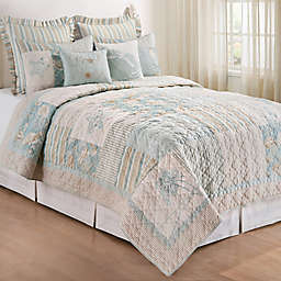 Sandbridge Quilt in Blue