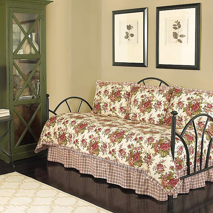Alternate image 1 for Waverly® Norfolk Reversible Daybed Set