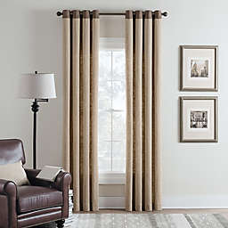 Cambria® Malta Remix Grommet Top Window Curtain Panel