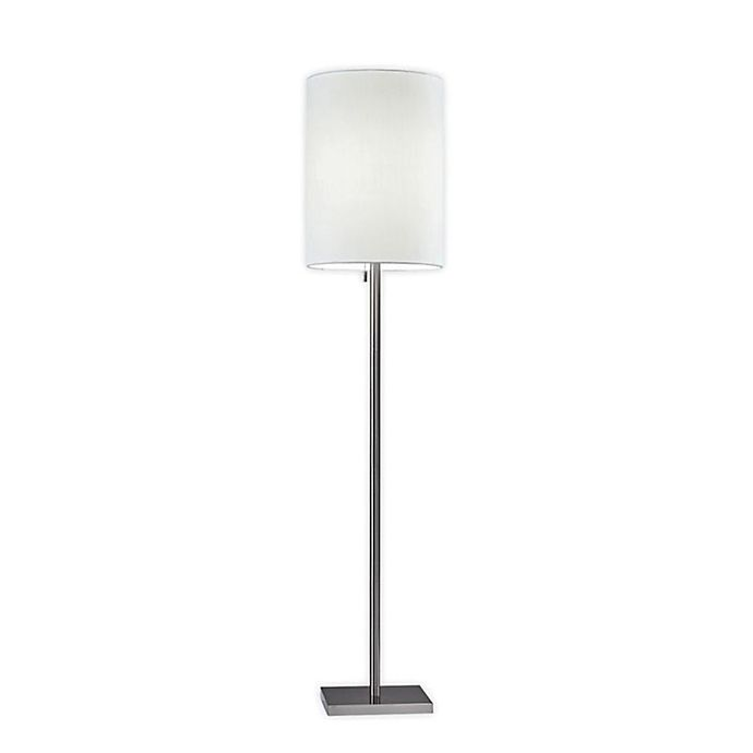 Alternate image 1 for Adesso 60.5-Inch Liam Floor Lamp