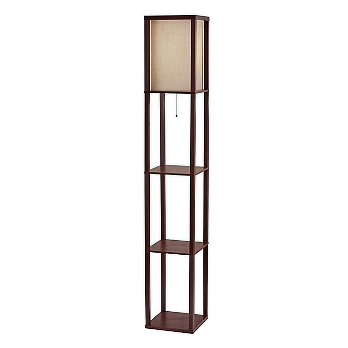 Alternate image 1 for Adesso Wright Shelf Lamp