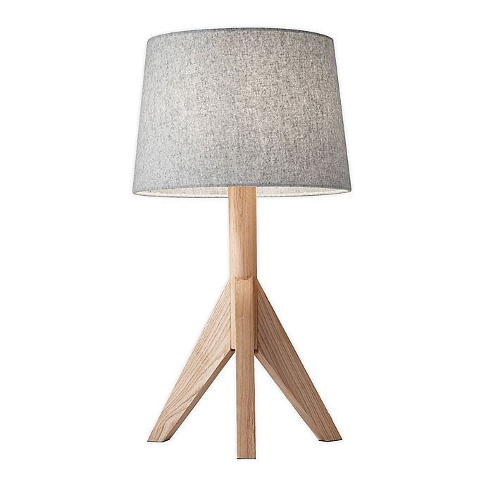 Alternate image 1 for Adesso Eden Table Lamp