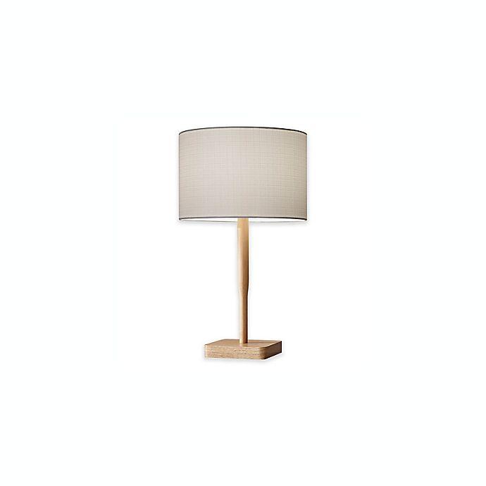 Alternate image 1 for Adesso® Ellis Table Lamp