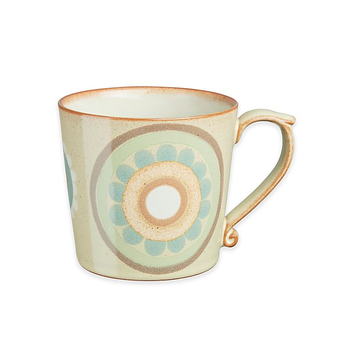 Alternate image 1 for Denby Heritage Veranda Accent Mug in Yellow