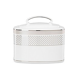 kate spade new york Whitaker Street™ Covered Sugar Bowl
