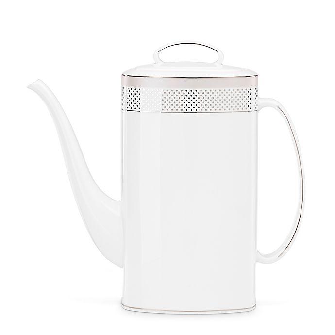 Alternate image 1 for kate spade new york Whitaker Street™ Coffeepot