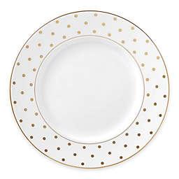 kate spade new york Larabee Road™ Gold Dinner Plate