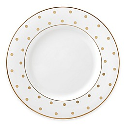 kate spade new york Larabee Road™ Gold Salad Plate