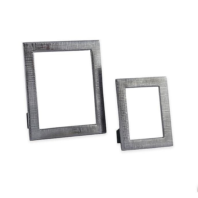 Alternate image 1 for Simplydesignz Kanji Picture Frame in Carbon Black