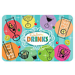 The Softer Side by Weather Guard™ Cheers Kitchen Mat