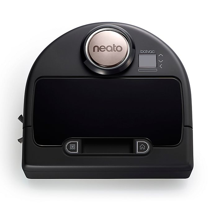 Alternate image 1 for Neato Botvac™ Connected Wi-Fi Enabled Robot Vacuum in Black