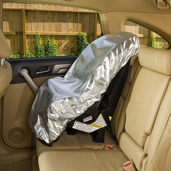 Alternate image 1 for Mommy's Helper™ Car Seat Sun Cover