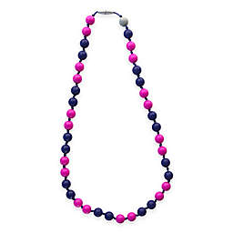 Itzy Ritzy® Teething Happens™ Round Bead Silicone Teething Necklace