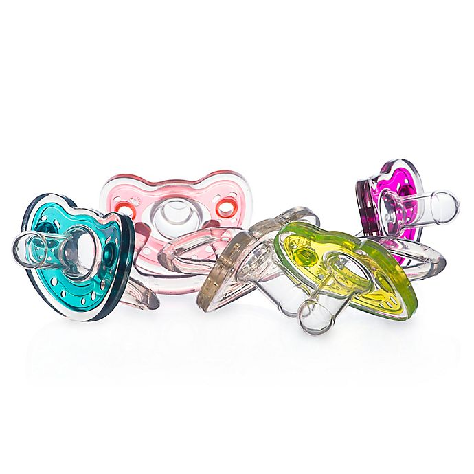 Alternate image 1 for Joovy® SiliNoogie 2-Pack Pacifiers