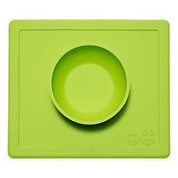 ezpz™ Happy Bowl Placemat in Lime