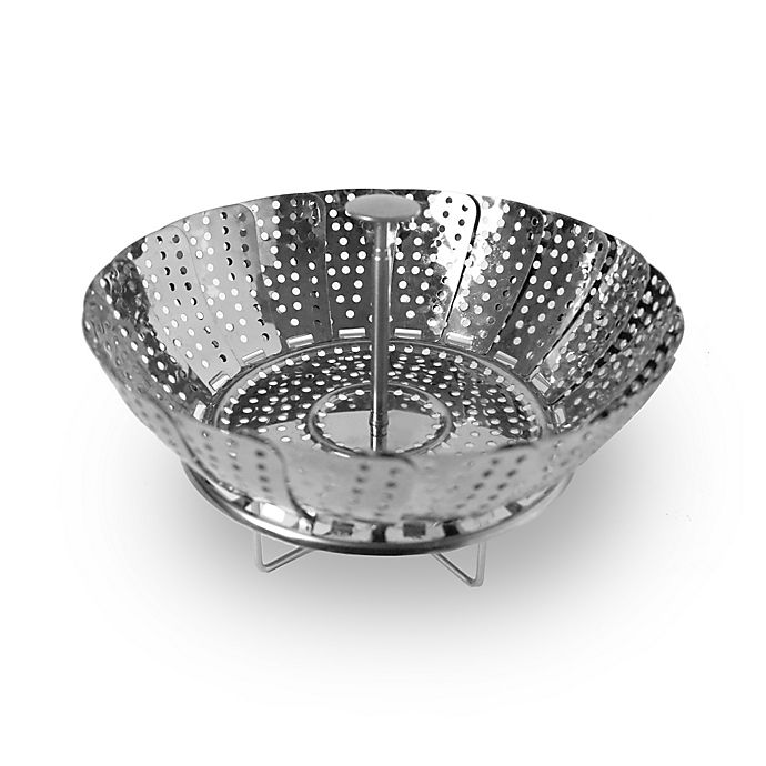 Alternate image 1 for Sage Spoonfuls® 8-Inch Steamer Basket