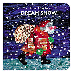 """Dream Snow"" Board Book by Eric Carle"