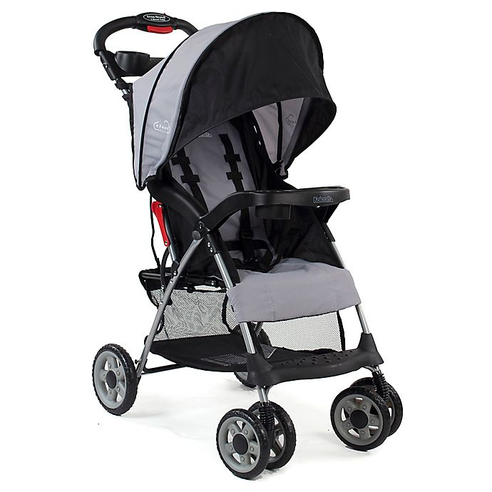 Alternate image 1 for Kolcraft® Cloud Plus Stroller